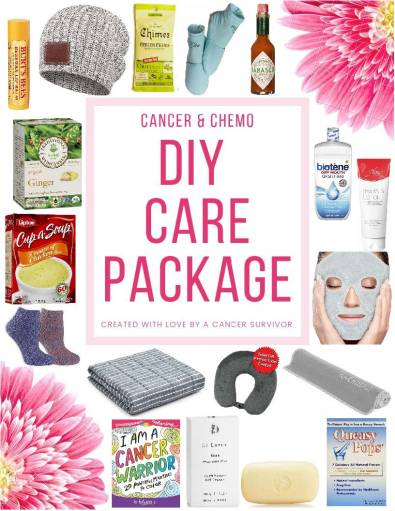 DIY Chemo Care Package